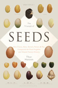Thor Hanson Seeds Book Image