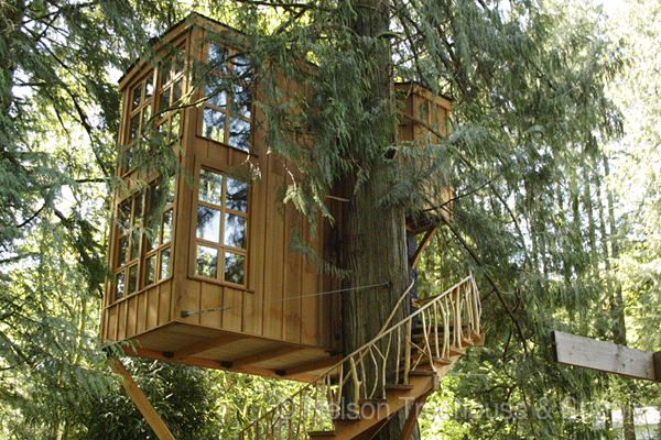 Treehouse Designs That Will Amaze You Dig This Design